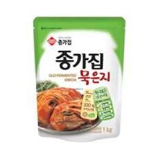 KR CHONGGA Mat Kimchi 5x1000g