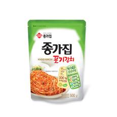 KR CHONGGA Pogi Kimchi 10x500g