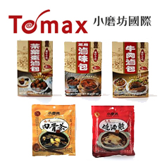 Tomax Product 小磨坊产品